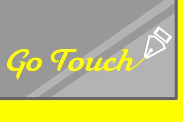 モニター・プロジェクターをタッチパネルにして効率化!便利オフィス機器の紹介